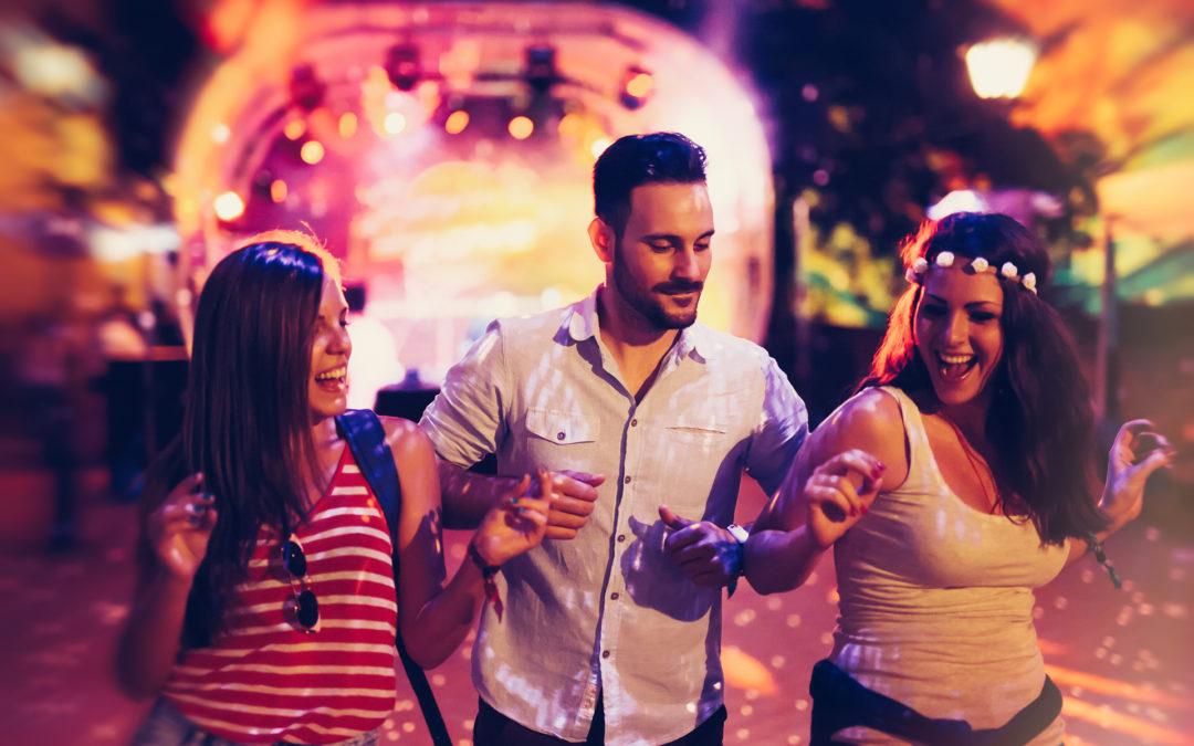 Las fiestas populares y las verbenas de verano